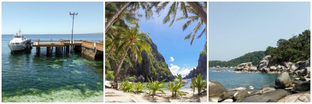 direction lile d'apo island